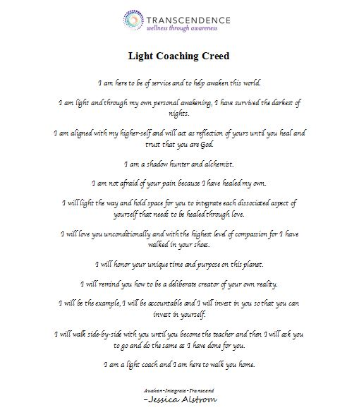 Light Coach Creed
