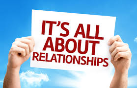 Its All About Relationships Image